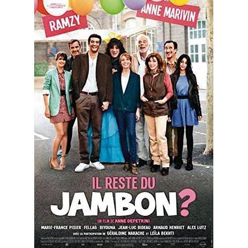 DVD - IL RESTE DU JAMBON