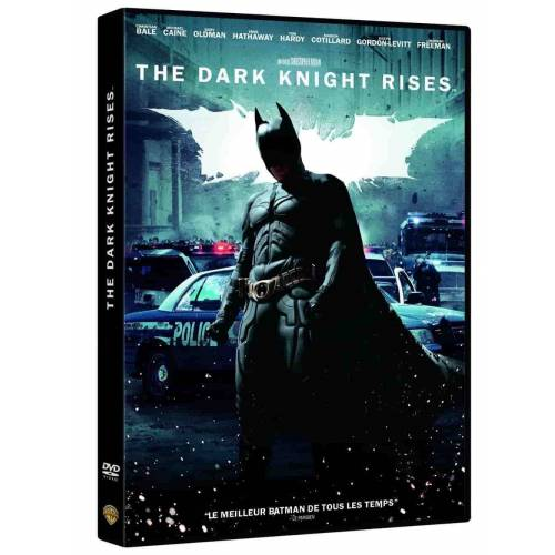 DVD - Batman : The dark knight rises