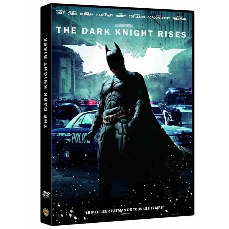 DVD - Batman : The dark knight rises