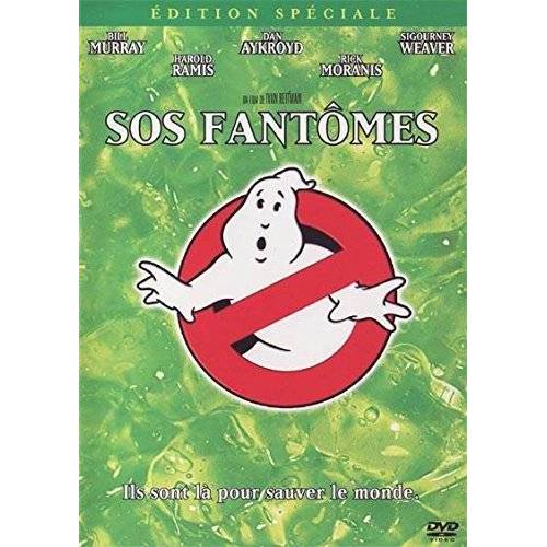 DVD - Ghostbusters - Collector's Edition