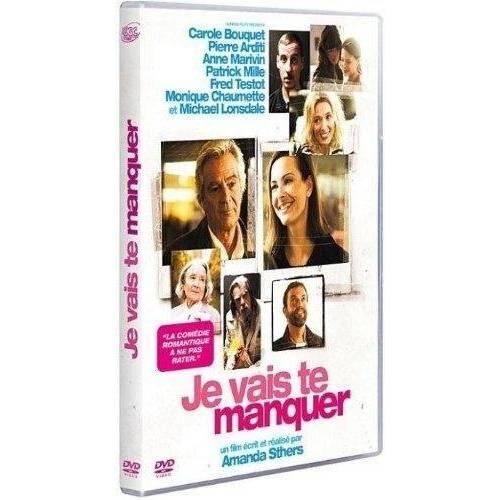DVD - Je vais te manquer