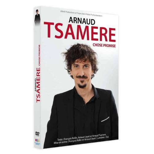 DVD - Arnaud Tsamere