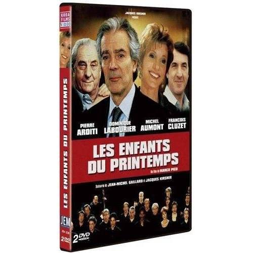 DVD - Les enfants du printemps / 2 DVD
