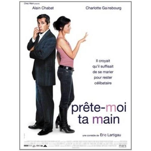 DVD - PRÊTE MOI TA MAIN