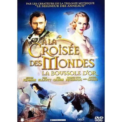 DVD - A la croisée des mondes la boussole d'or