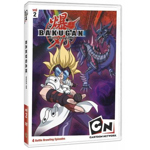 DVD - BAKUGAN - SAISON 1 - VOLUME 2