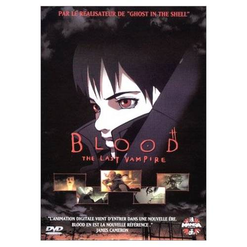 DVD - BLOOD THE LAST VAMPIRE