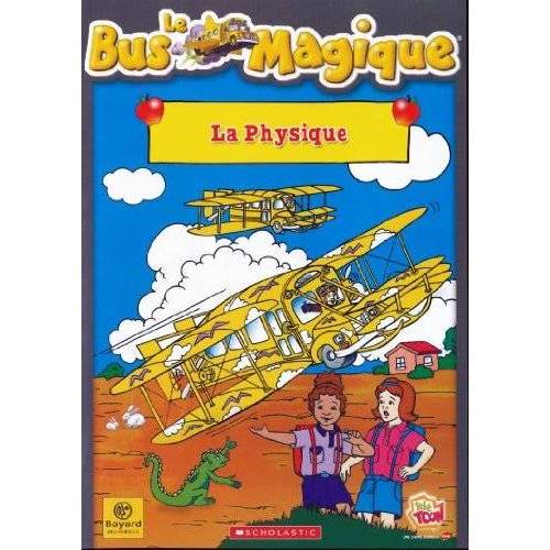 DVD - The Magic School Bus: Physical