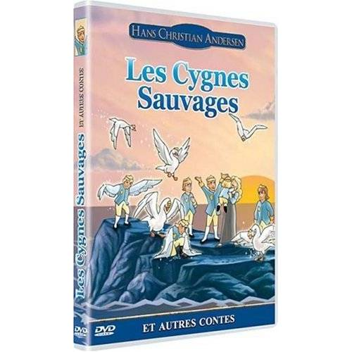 DVD - LES CYGNES SAUVAGES