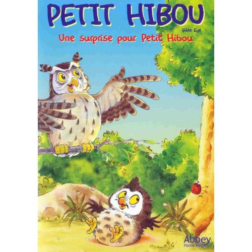 DVD - LITTLE OWL - A SURPRISE FOR LITTLE OWL