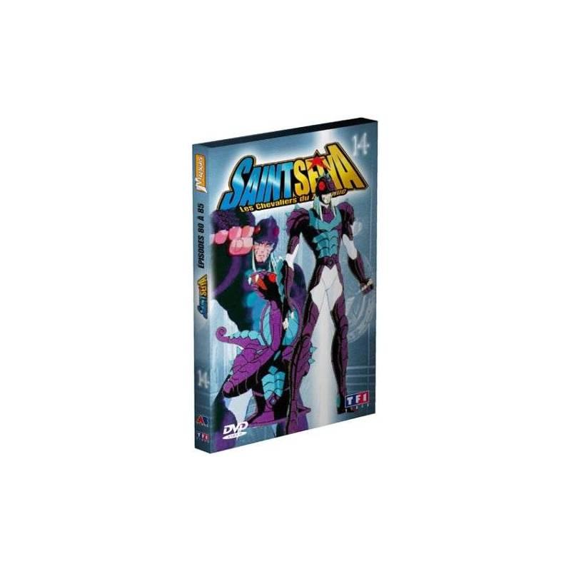 DVD - SAINT SEIYA VOLUME 14 EPISODES 80 TO 85