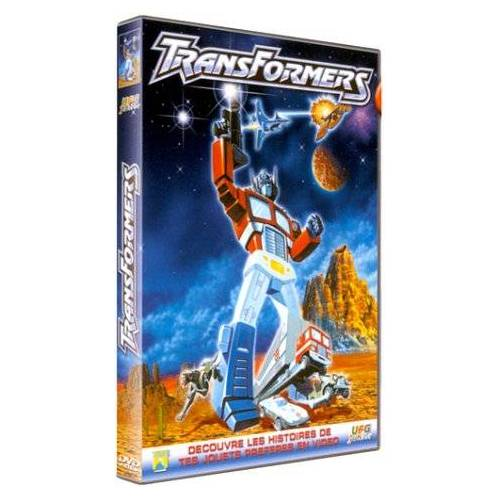 DVD - Transformers: The cosmitron