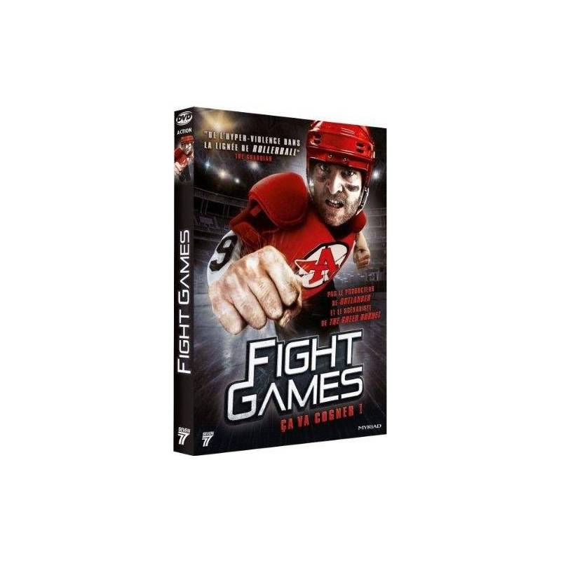 DVD - Fight games