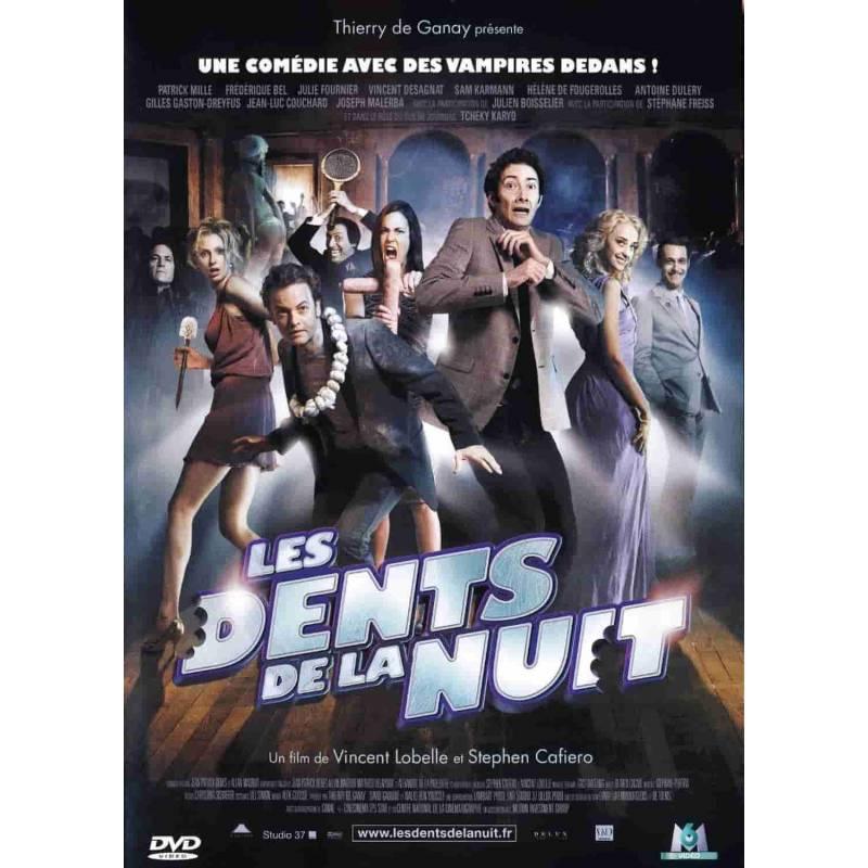 DVD - LES DENTS DE LA NUIT