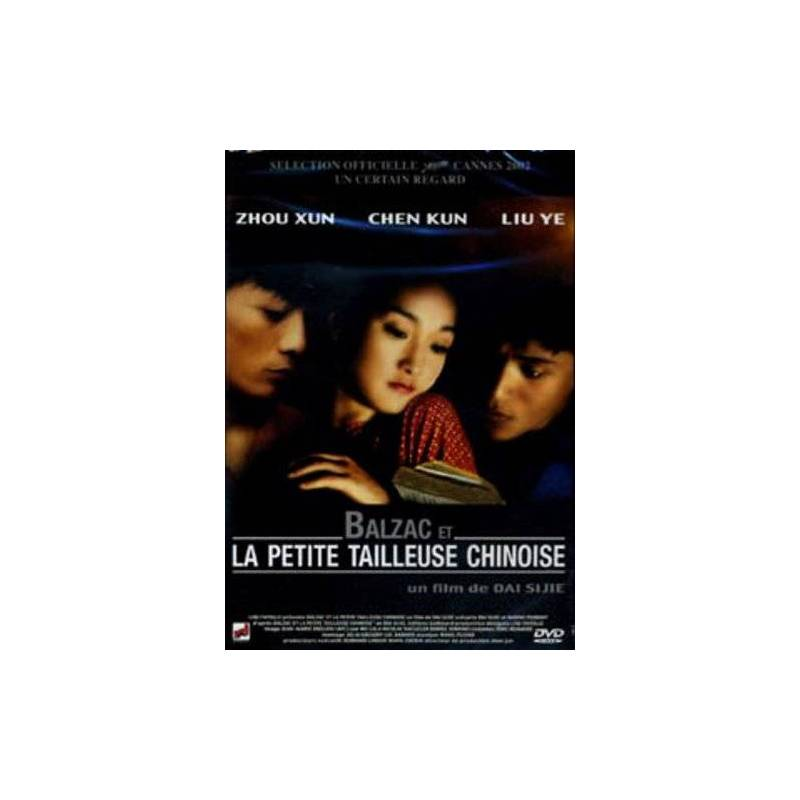 DVD - BALZAC AND Little Chinese