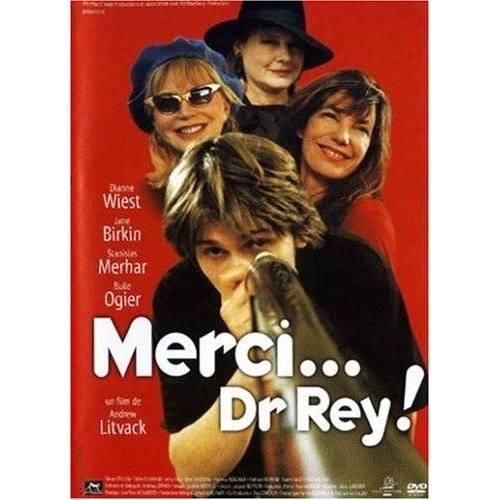 DVD - Merci... Dr Rey !