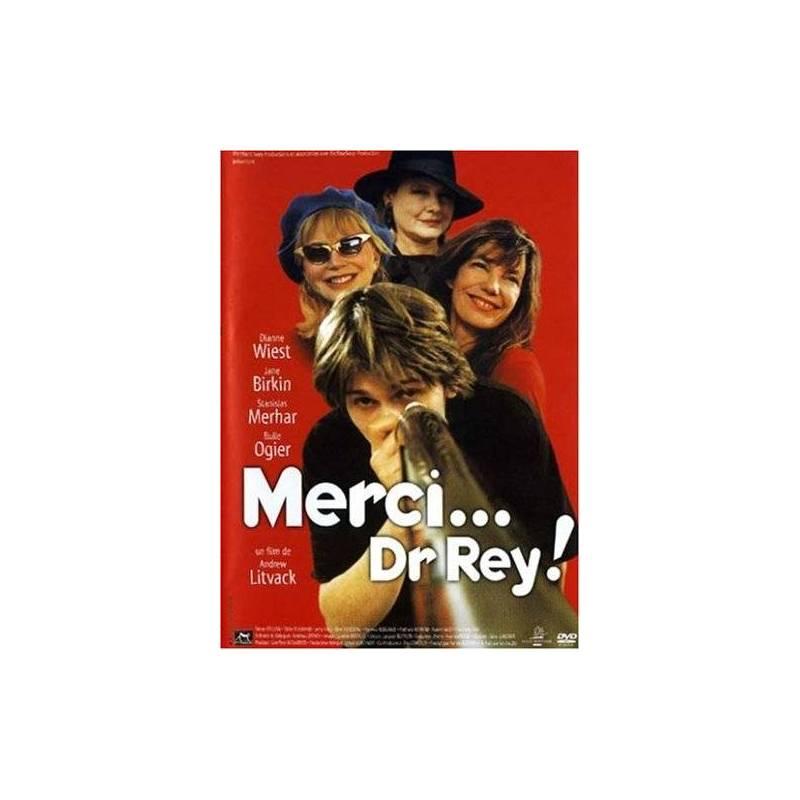 DVD - Merci ... Dr Rey!