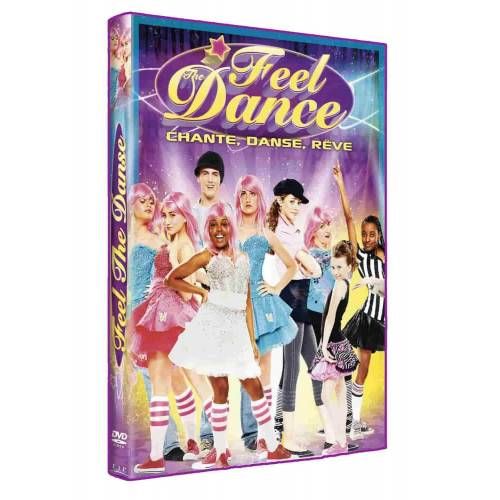 DVD - Feel the dance, chante, danse, rêve