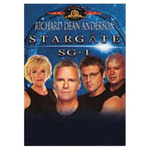 DVD - Stargate SG-1 : Saison 7 - Partie 3