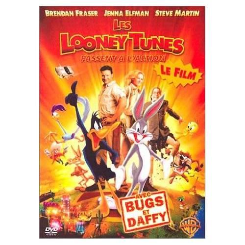 DVD - Les Looney Tunes passent à l'action