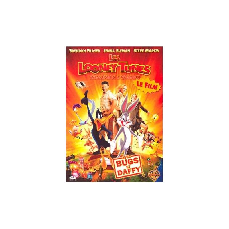 DVD - Looney Tunes: Back in Action