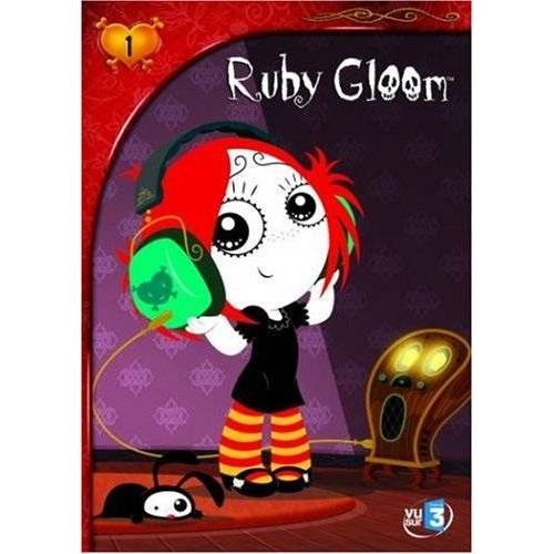 DVD - Ruby Gloom Vol. 1