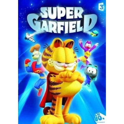 DVD - Garfield: Garfield Super