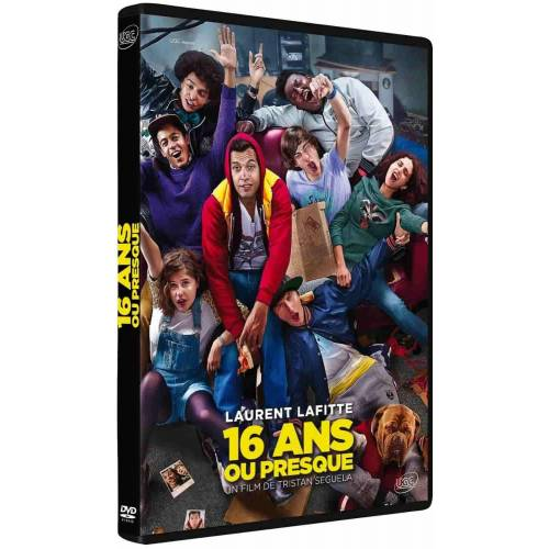 DVD - 16 ANS OU PRESQUE