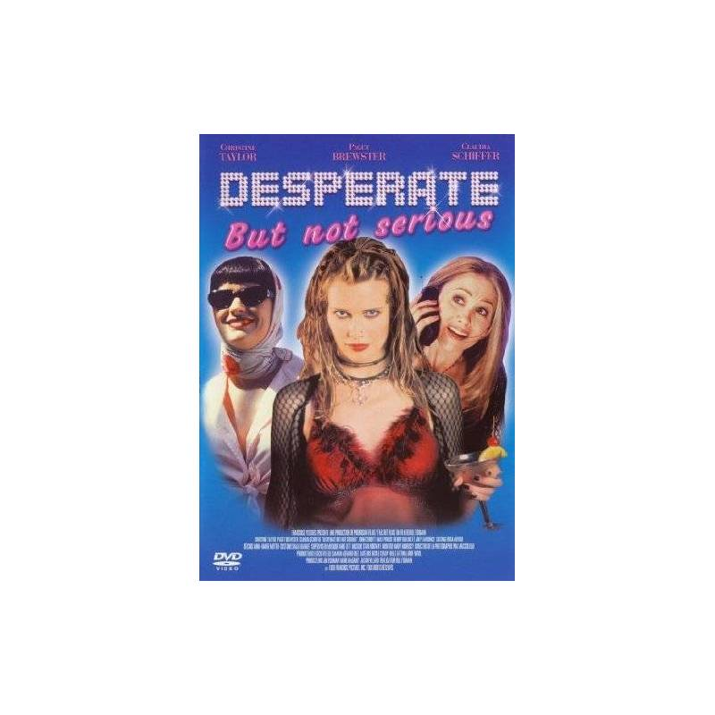 DVD - Desperate but not serious