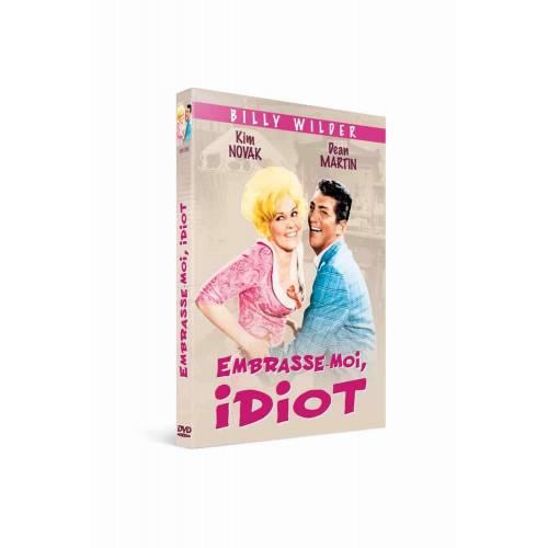 DVD - EMBRASSE MOI IDIOT
