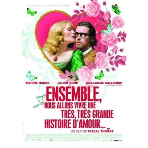 DVD - Ensemble, nous allons vivre une très très grande histoire d'amour...