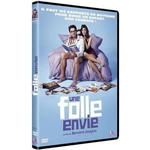 DVD - UNE FOLLE ENVIE