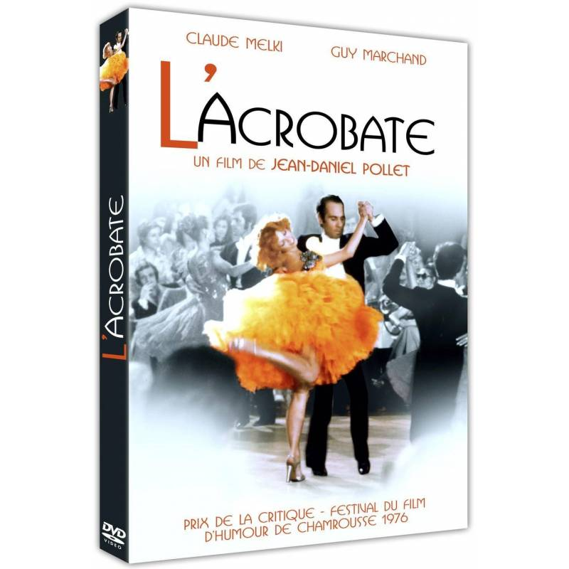 DVD - L'ACROBATE