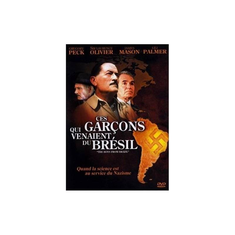 DVD - CES GARÇONS QUI VENAIENT DU BRÉSIL