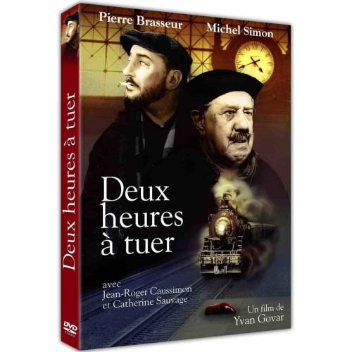 DVD - DEUX HEURES A TUER