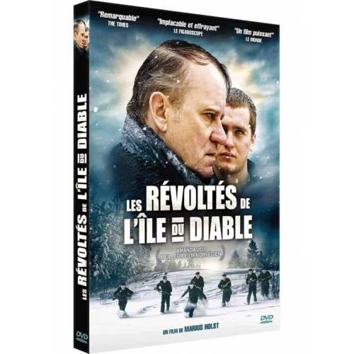 DVD - LES RÉVOLTÉS DE L'ÎLE DU DIABLE