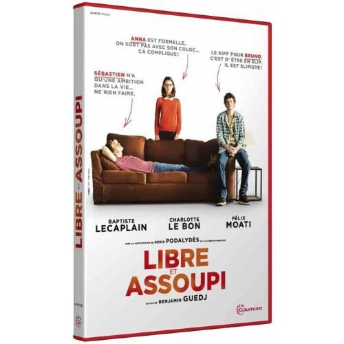 DVD - LIBRE ET ASSOUPI