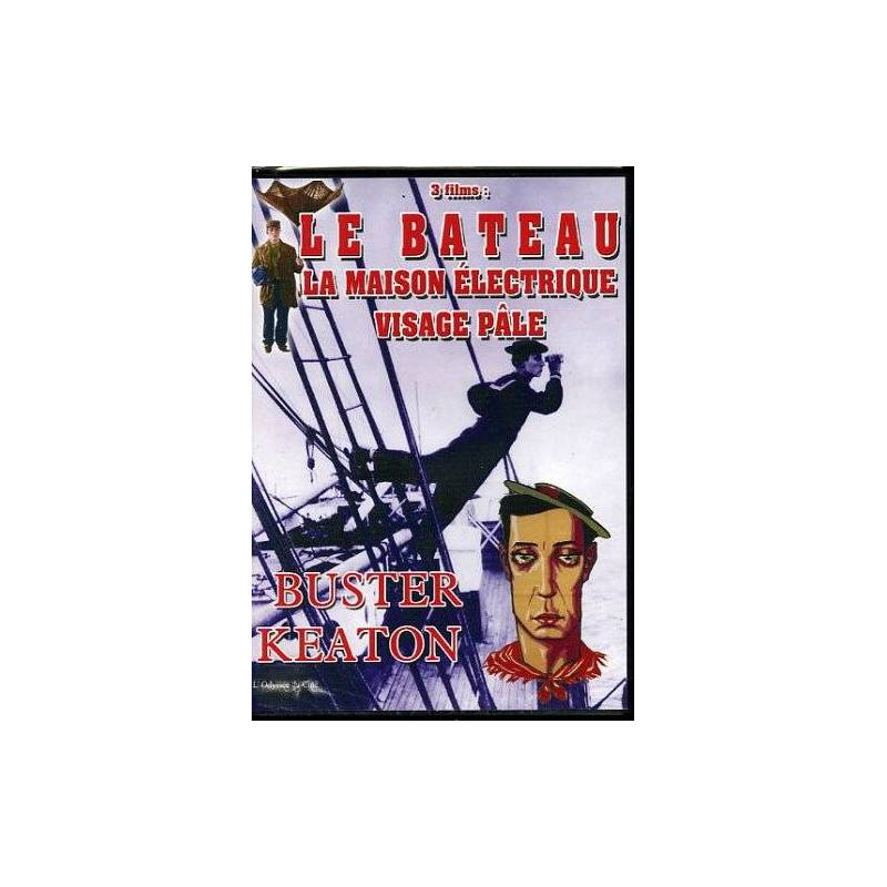 DVD - LE BATEAU, LA MAISON ÉLECTRIQUE