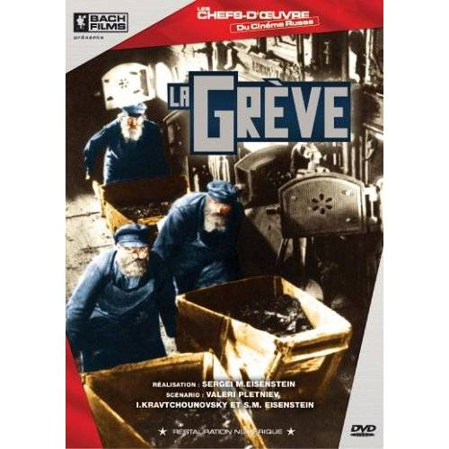 DVD - The strike - Edition 2005