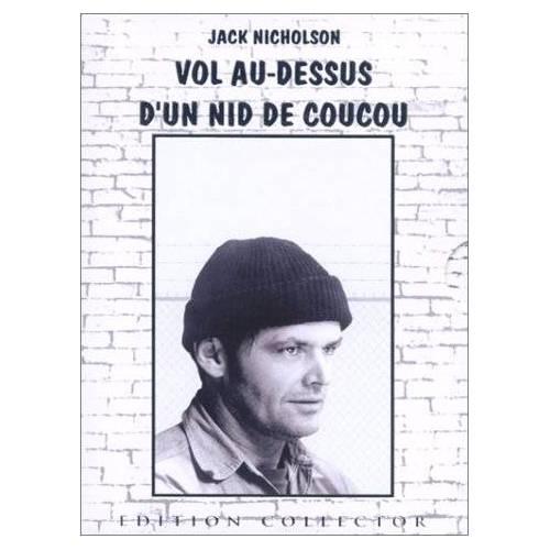 DVD - VOL AU-DESSUS D'UN NID DE COUCOU [ÉDITION COLLECTOR]