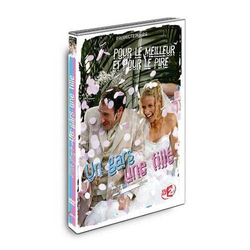 DVD - A guy a girl 7: For better and for worse