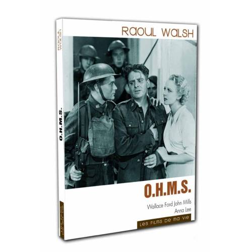 DVD - Au Service de sa majesté (O.H.M.S.)