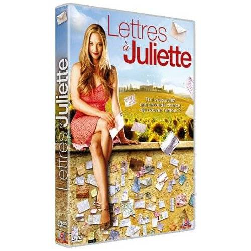 DVD - Letters to Juliet