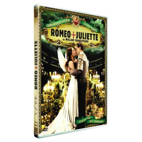 DVD - ROMEO and JULIET