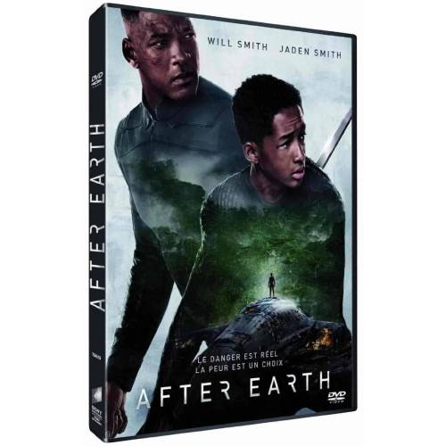 DVD - After Earth