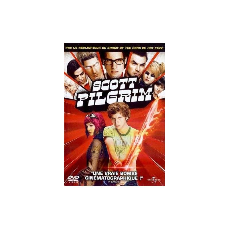 DVD - Scott Pilgrim