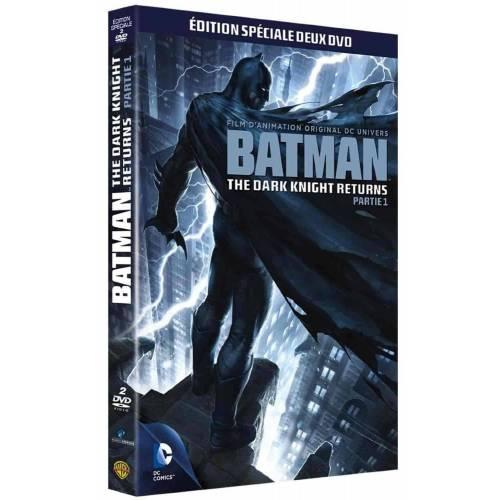 DVD - Batman : The dark knight returns - Partie 1 - Édition spéciale 2 DVD