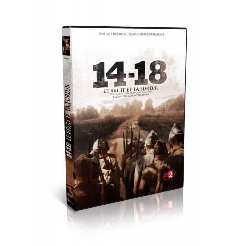 DVD - 14-18 le bruit et la fureur