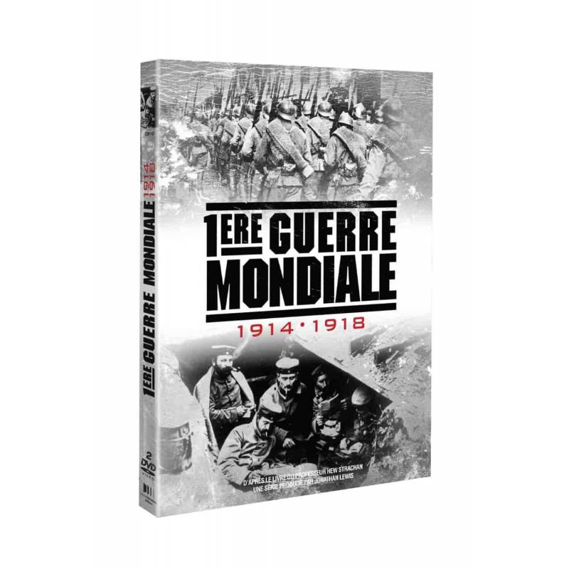DVD - 1ère guerre mondiale 1914 / 1918