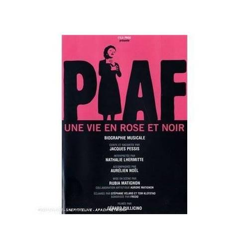 DVD - Piaf : Une vie en rose et noir